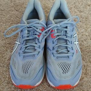 ASICS GT 2000 7 womens 9.5 euro 41.5 running shoe